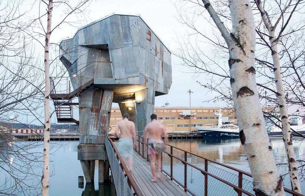 sauna goteborg