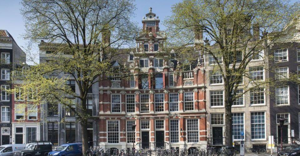 Musei amsterdam dalla casa di anna frank all 39 architettura dei palazzi sui canali travelglobe - Casa anna frank ...