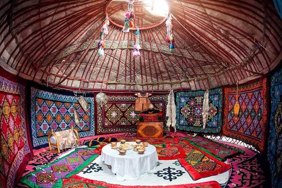kyrgyzstan-yurta