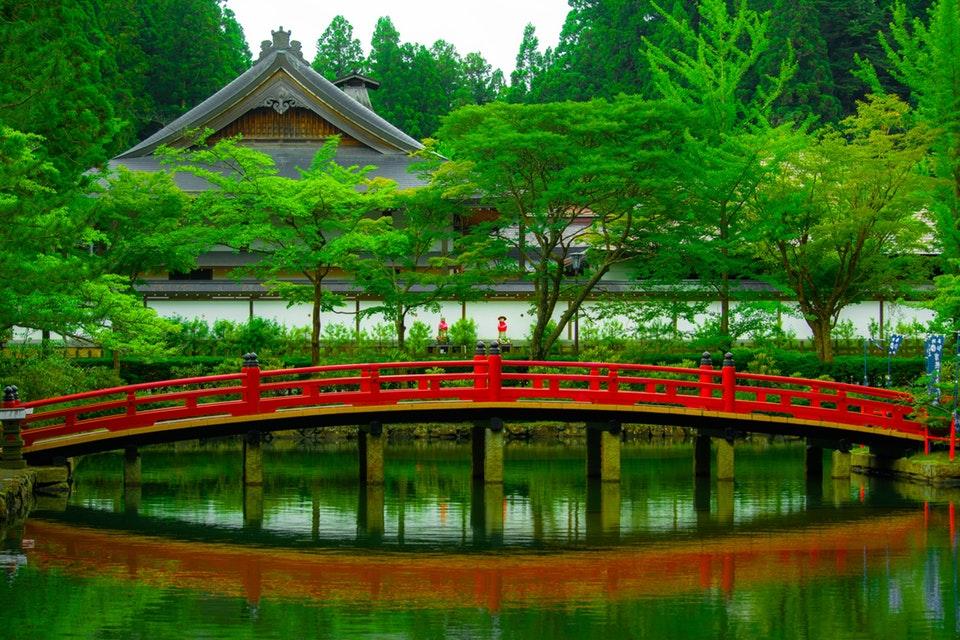 Maestri dal giappone per salvare i giardini giapponesi nel for Giardini giapponesi